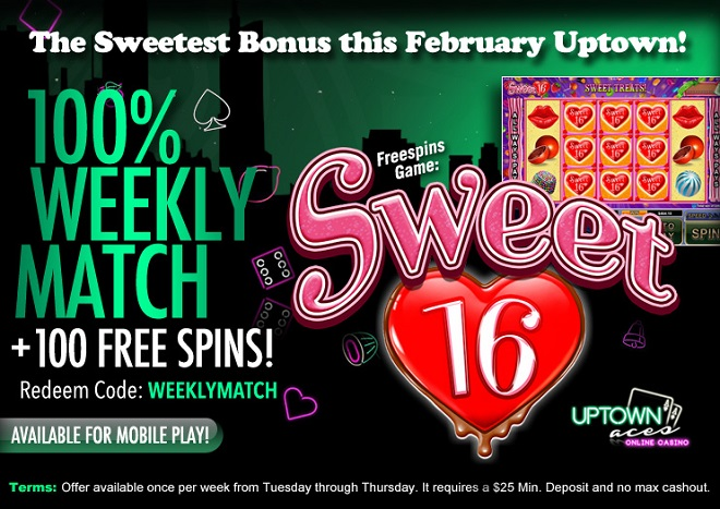 Uptown Aces Weekly Match
